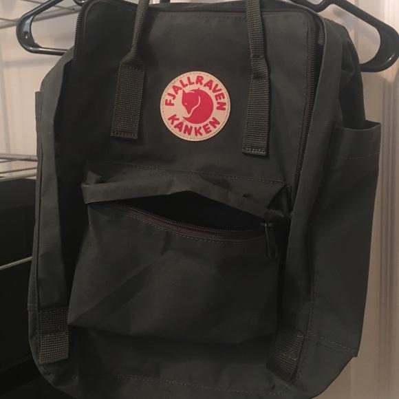 9b4fcaa3361 Fjallraven Handbags - Kanken 13 Laptop Backpack- forest green